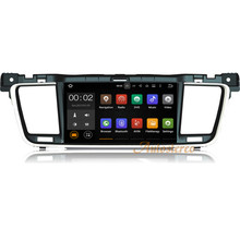 Android 7.1 Car Multimedia Navigation System DVD Automotivo Media Player 2GB ROM for PEUGEOT 508 2011-2014 Car GPS Unit Stereo