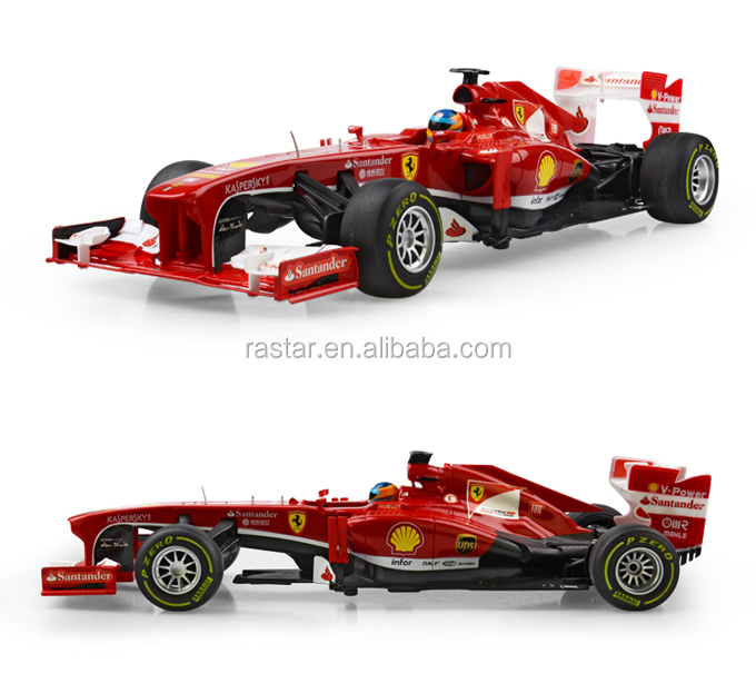 Rastar kids toys 1:12 Ferrari F1 licensed high speed rc electric cars