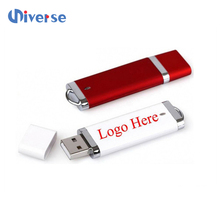 Factory wholesale Customized logo usb flash drive 8gb pendrive