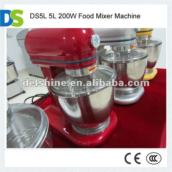 DS5L 5L 200W Food Mixer Machine