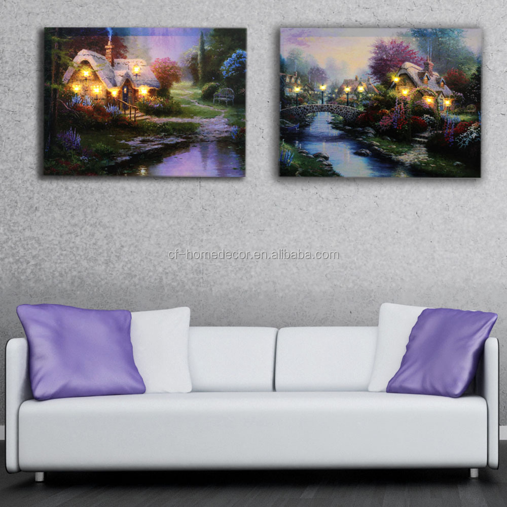 Wholesale wood painting 3 - Online Buy Best wood painting 3 from ...