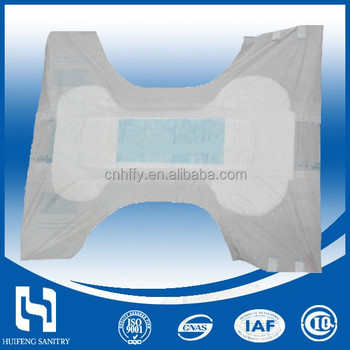 Ultra thick Cheap adult diaper wholesale printed adult diaper with CE FDA