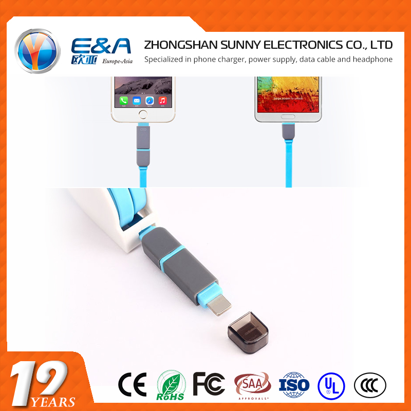 Factory Supplier retractable usb 3.0 cable