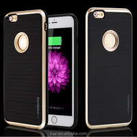 New Hybrid Durable Tough Case Cover for IPhone 6 6s 6 plus Gold