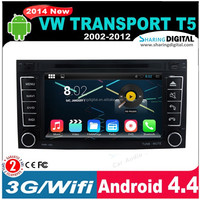 "Sharing Digital VWM-7402GDA 7"" with Bluetooth Phonebook for vw transporter t5 car dvd cd player"