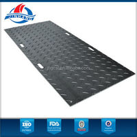Superior plastic ground cover mat with BV factory field certification