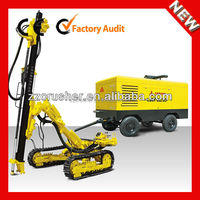 With Powerful Rotating System and Reliable Pump Set KC140 Pneumatic Rock Drill for Sale