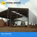environment-friendly earthquake resistence warehouse economic double two storey warehouse