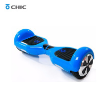 FCC lowest price hoverboard scooter,Hot two wheel Blue portable mobility scooter