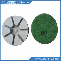 dry resin diamond polishing pads for granite, diamond grinding pads