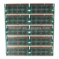 6 Layer PCB for DDR Module test fixture