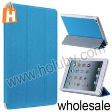 Cross Pattern Folding Stand Flip Cover Leather Case for iPad Mini/Retina iPad Mini (6 Colors Optional)