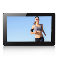 Popular 13.3 13 Inch 1080P HD Digital Photo Frame Advertising Player For Video Photo Loop Play
