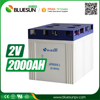 2v battery charger 2000ah capacity for battery for solar panel