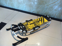 new style snow sled snowscoot for winter sports