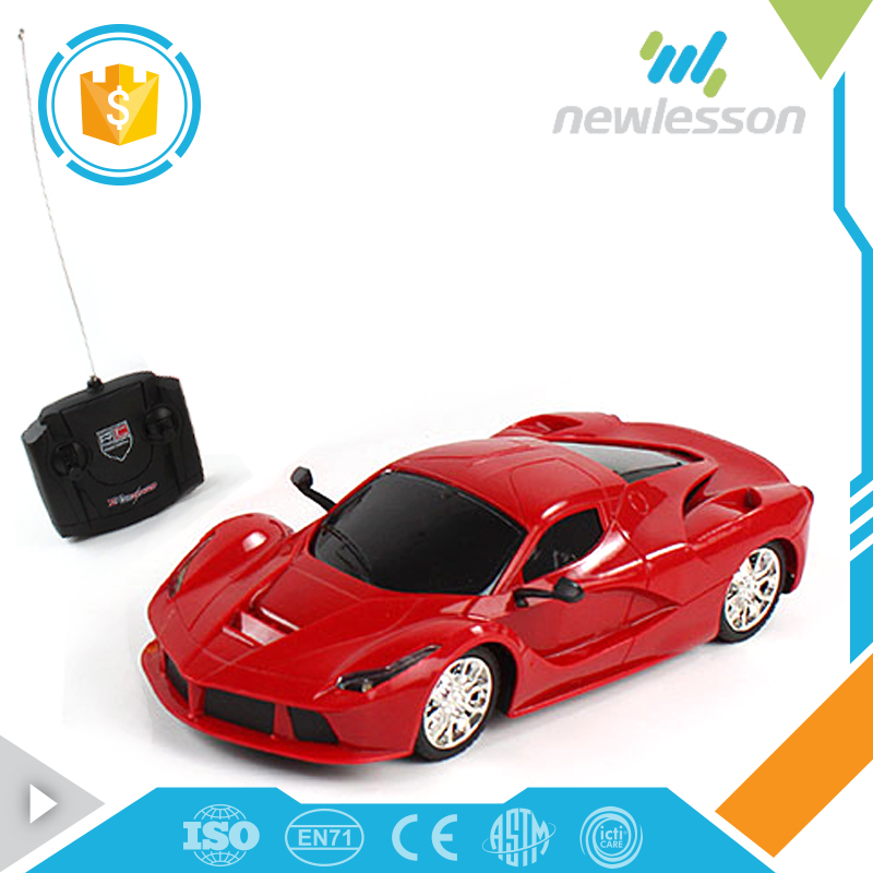 HOT high quality cool designs racing sports electric rc car with lights