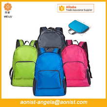 Wholesale outdoor sport backpack travel bag, korean stylish waterproof cheap backpack fashion