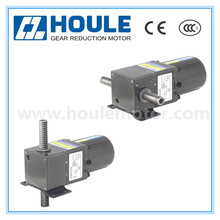 Houle AC gear motor liner type reduction motor with high torque