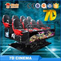 Zhuoyuan Hydraulic Electronic Theme Park Amusement
