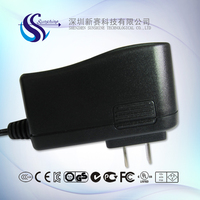 DC9V 2A battery charger for VGA splitter with CCC cert