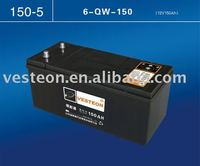 Dry charged Automotive Battery (truck battery)
