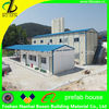 Top Material prefabricated prefab houses modular prefab house steel structure house ready made