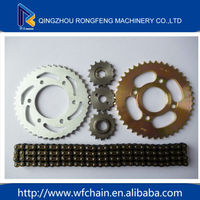 High Performance Motorcycle Chain Sprocket Kit