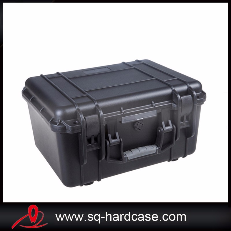 IP68 hard plastic personal computer case