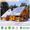 easy assembly wooden house log wood house