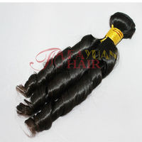 Best seller Malaysian hair weave extensions no mixed 100% pure human hair virgin hair from young girls