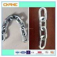 British Standard Zinc Plated Short Link Chain 1/4""