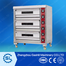 Liquefied petroleum gas food oven for commerical using