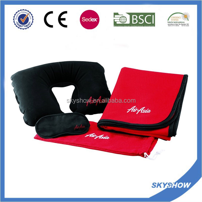professional manufacture airline travel set