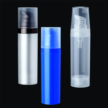 HOT SALE beautiful New 15ml 20ml 30ml airless pump bottle for cosmetic Bottle