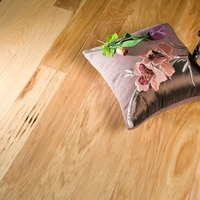 Hickory Multi Layer Engineered Flooring Handscrapped