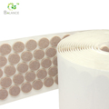 high quality floor protector round sticky felt pads in roll