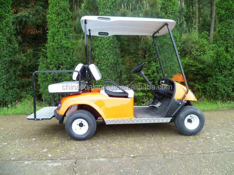 New Type Electric And Gas Golf Cart For 4 People Buy
