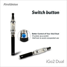 New invented products blue star nova electronic cigarette iGo2 dual japan electronic cigarette