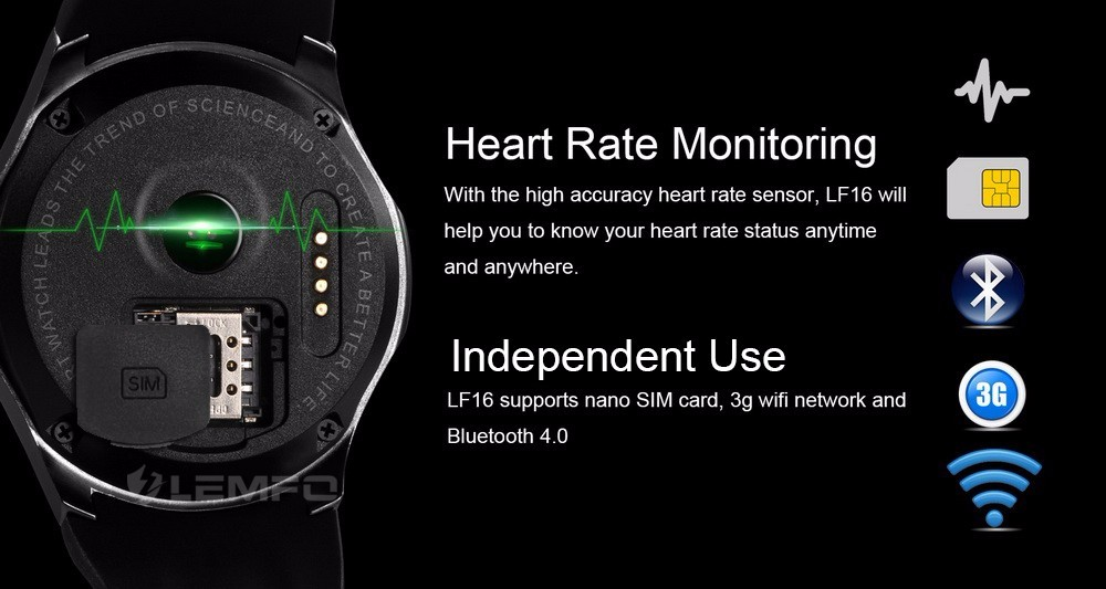 HOT SALE newest wholesale OEM smart watch bluetooth with SIM health care sport care pedometer heart rate monitor