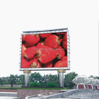 p20 outdoor led tv advertising screen billboard