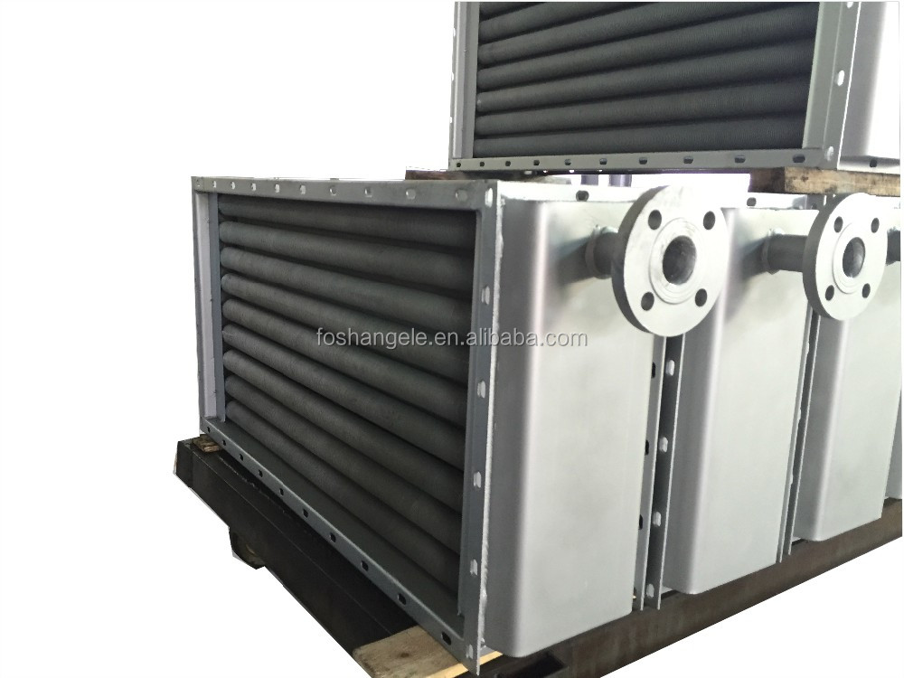 Industrial Steam Heat Exchanger Coils & Finned Tube Radiators & Steam Boiler Economizer Coils Price