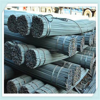 10mm-32mm Steel bar/ Steel reinforcing bars price for construction