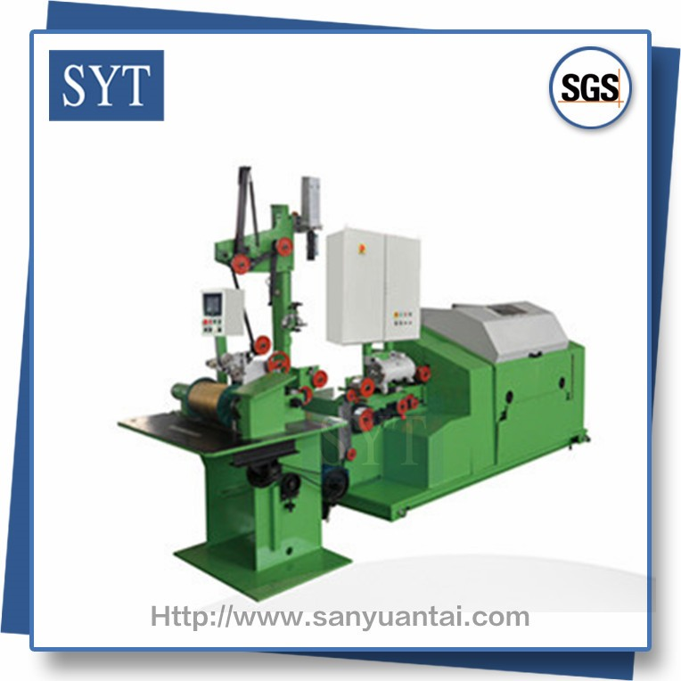 SYT-SDT2 Double twisting cable wire take-up stranding machine