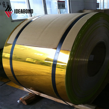 mirror Anodized color coated Aluminum Sheet coil
