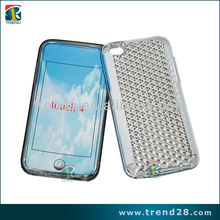 Mobile phone TPU Case for ipod touch 4