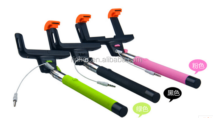 Travel tourism electronics Digital camera selfie stick tripod