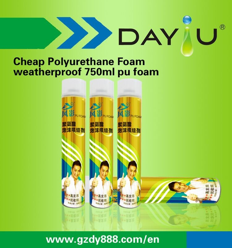 Polyurethane Spray Foam Machine Windshield PU Foam Sealant