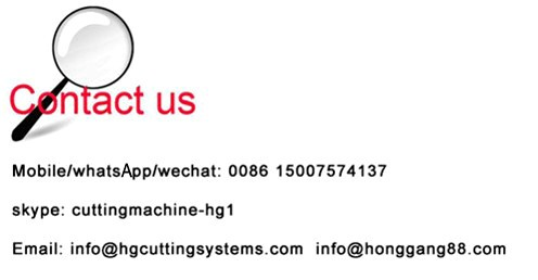 factory price hydraulic cut eva foam / plastic / paper die cutting machine