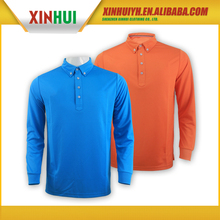 Hot sale top quality best price double mercerized polo shirt , polo T shirt
