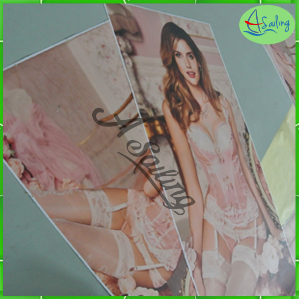 High quality full color printing favorite Underwear posters, art prints